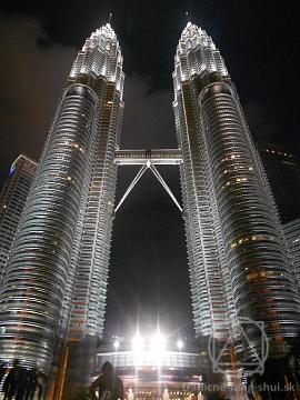 Fotky z Kuala Lumpur, Malajzia-3