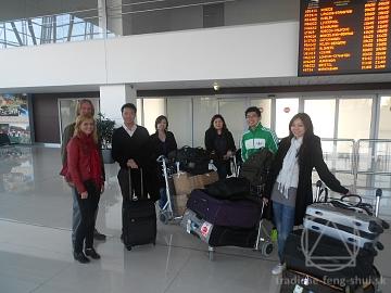 Fotografie z návštevy Joeyho Yapa na Slovensku - 18.-19.10.2012-2