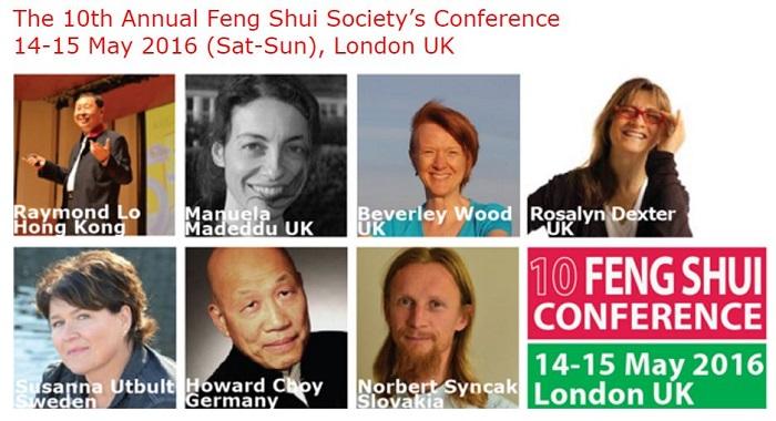 Feng Shui konferencia Londýn